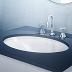 Caroma Caravelle Under Counter Vanity Basin