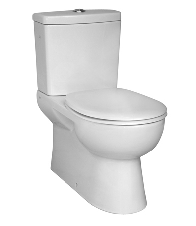 Vitra normus wall faced toilet suite pan