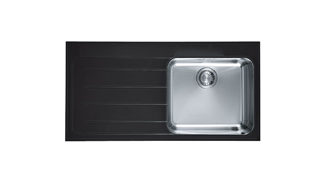 Franke Black Glass Sink : Epos Glass :: FRANKE SINKS :: SINKS