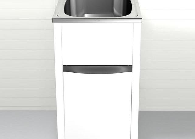 Clark Eureka 45L Compact Tub and Cabinet