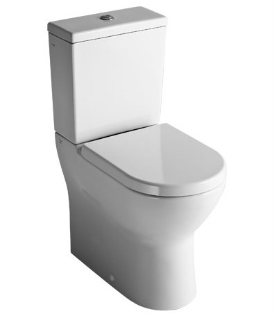 Vitra S70 Alto Bottom Inlet Toilet Suite