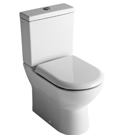 Vitra S70 Compact Bottom Inlet Toilet Suite