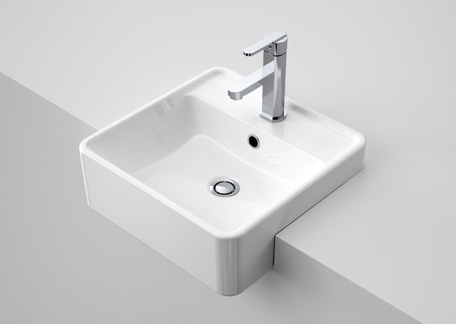 Caroma Carboni II Semi Recessed Basin