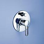 Caroma cirrus bath/shower mixer w/ diverter