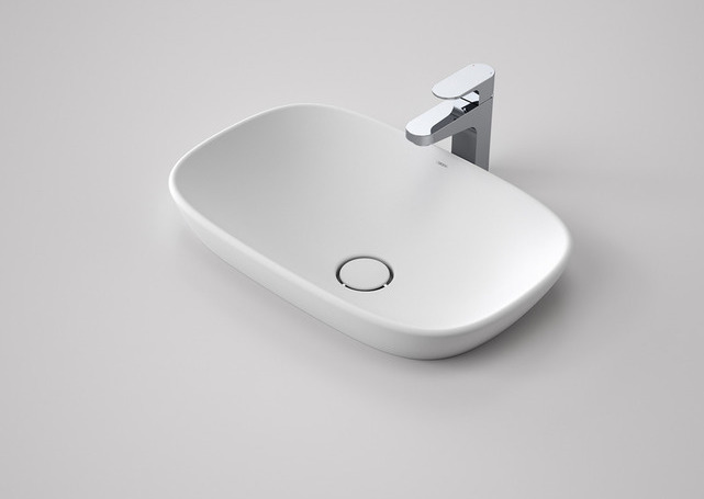 Caroma Contura 530 Solid Surface Inset Basin